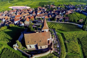 "le village parmi ""les plus beaux villages de France"" - gites en Alsace"